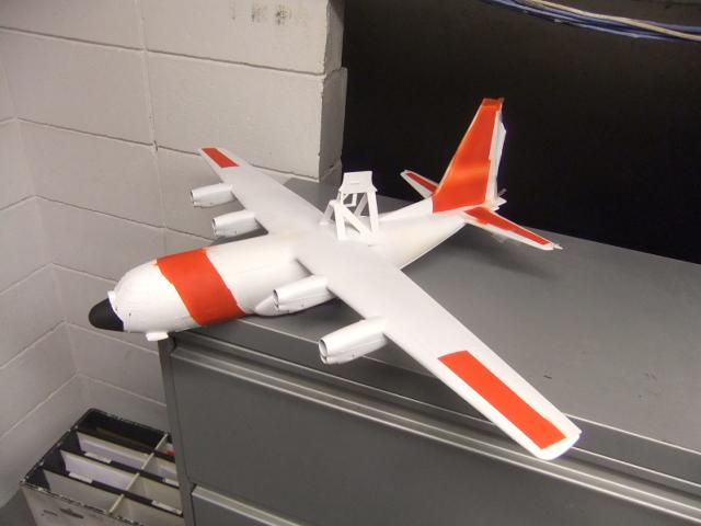 2 x C-130 HERCULE au 1/48ieme ! - Page 10 Dscf3201