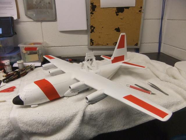 2 x C-130 HERCULE au 1/48ieme ! - Page 10 Dscf3202