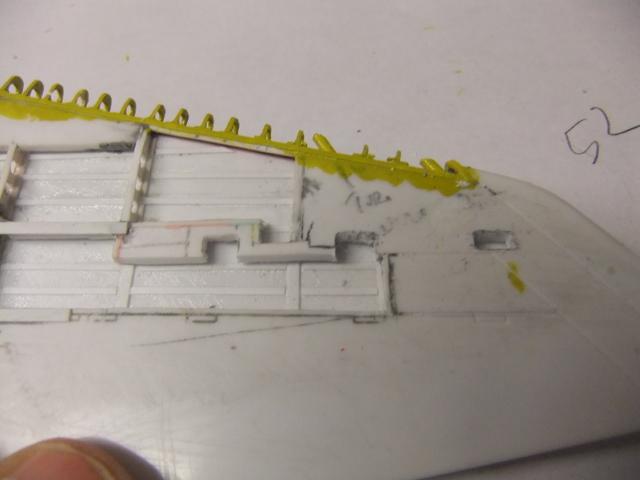 2 x CF-105 ARROW 'd'HOBBYCRAFT 1/48 avec quelque modification +Hanguar FFM+Hanguar de lancement des Bomarc - Page 13 Dscf7076