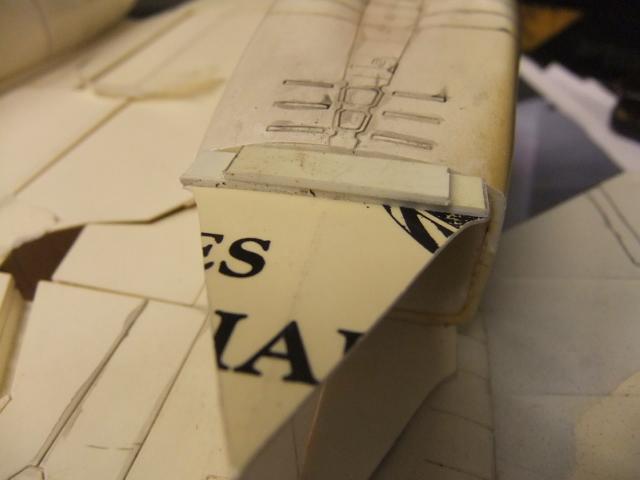 Le ROCKWELL B-1A 'PROTOTYPE ' de REVELL avec quelque modification ! - Page 12 Dscf7253