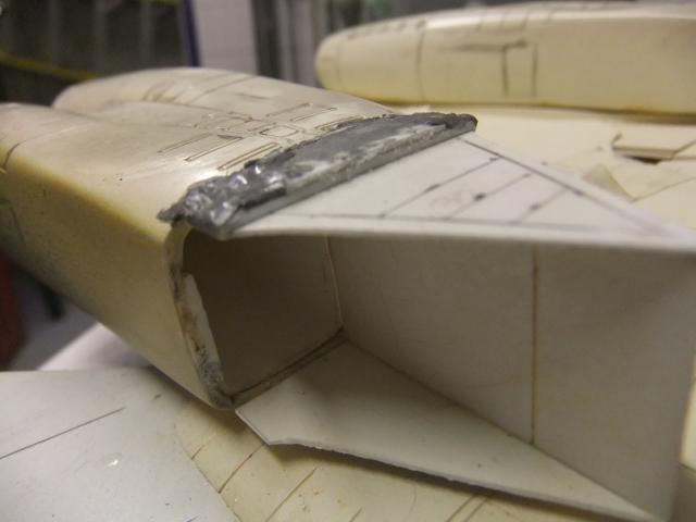 Le ROCKWELL B-1A 'PROTOTYPE ' de REVELL avec quelque modification ! - Page 12 Dscf7254