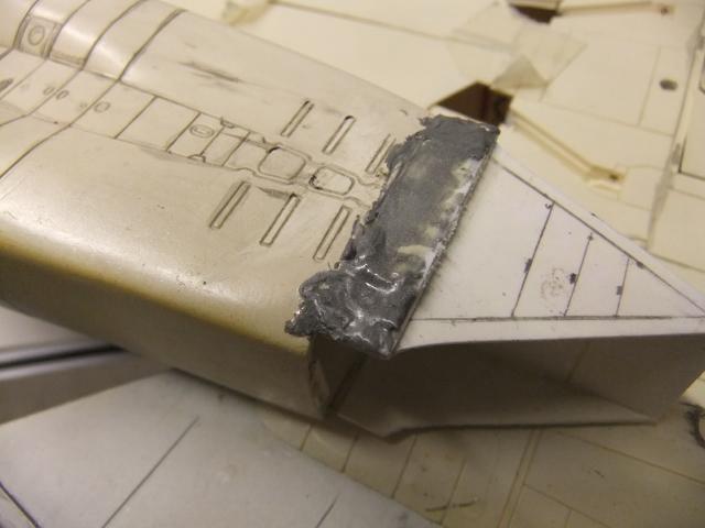 Le ROCKWELL B-1A 'PROTOTYPE ' de REVELL avec quelque modification ! - Page 12 Dscf7255