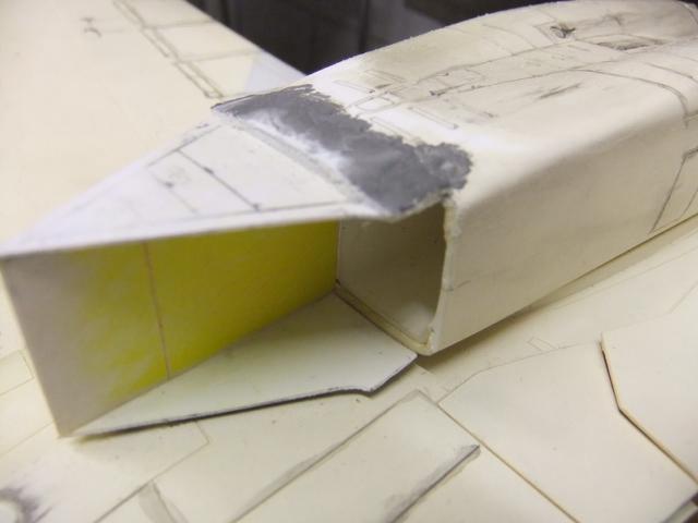 Le ROCKWELL B-1A 'PROTOTYPE ' de REVELL avec quelque modification ! - Page 12 Dscf7257