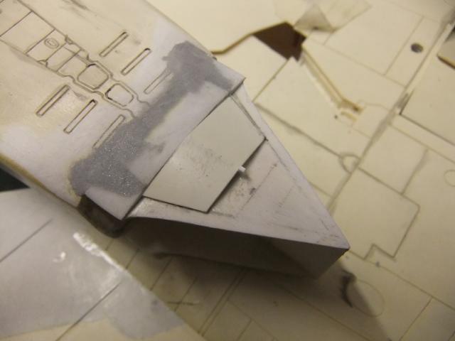 Le ROCKWELL B-1A 'PROTOTYPE ' de REVELL avec quelque modification ! - Page 12 Dscf7377