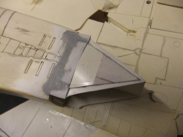 Le ROCKWELL B-1A 'PROTOTYPE ' de REVELL avec quelque modification ! - Page 12 Dscf7380