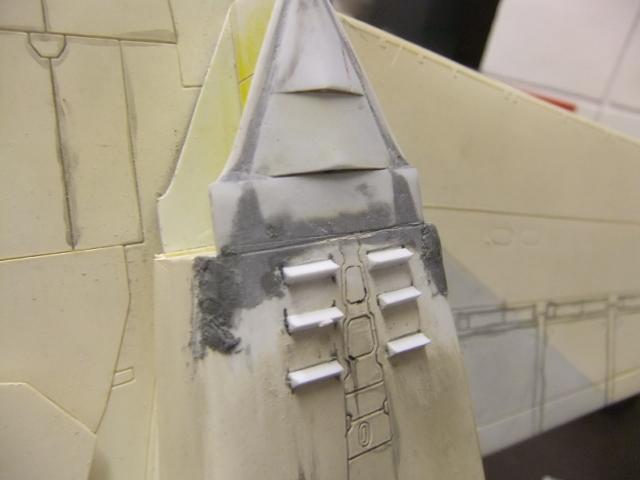Le ROCKWELL B-1A 'PROTOTYPE ' de REVELL avec quelque modification ! - Page 12 Dscf7658