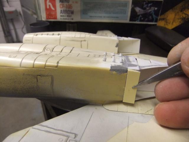 Le ROCKWELL B-1A 'PROTOTYPE ' de REVELL avec quelque modification ! - Page 12 Dscf7660