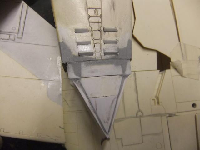 Le ROCKWELL B-1A 'PROTOTYPE ' de REVELL avec quelque modification ! - Page 12 Dscf7749