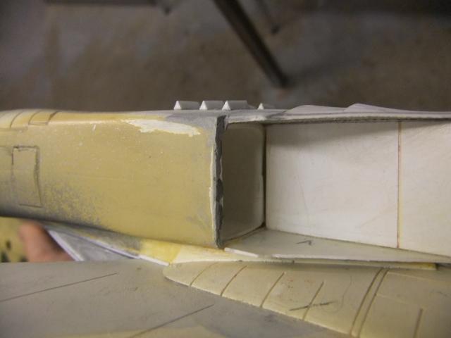 Le ROCKWELL B-1A 'PROTOTYPE ' de REVELL avec quelque modification ! - Page 12 Dscf7750