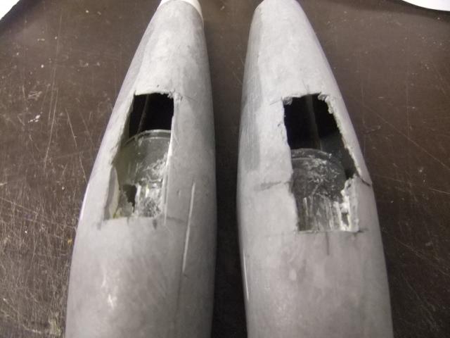 2 x CF-105 ARROW 'd'HOBBYCRAFT 1/48 avec quelque modification +Hanguar FFM+Hanguar de lancement des Bomarc - Page 13 Dscf7790