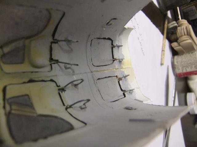 Le ROCKWELL B-1A 'PROTOTYPE ' de REVELL avec quelque modification ! - Page 12 Dscf7866