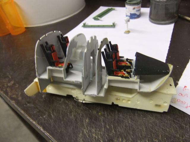 Le ROCKWELL B-1A 'PROTOTYPE ' de REVELL avec quelque modification ! - Page 12 Dscf7869