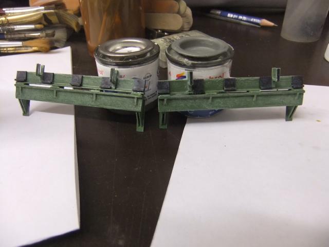 2 x CF-105 ARROW 'd'HOBBYCRAFT 1/48 avec quelque modification +Hanguar FFM+Hanguar de lancement des Bomarc - Page 13 Dscf7985