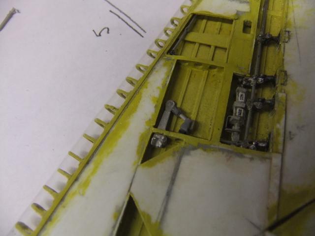 2 x CF-105 ARROW 'd'HOBBYCRAFT 1/48 avec quelque modification +Hanguar FFM+Hanguar de lancement des Bomarc - Page 13 Dscf8338