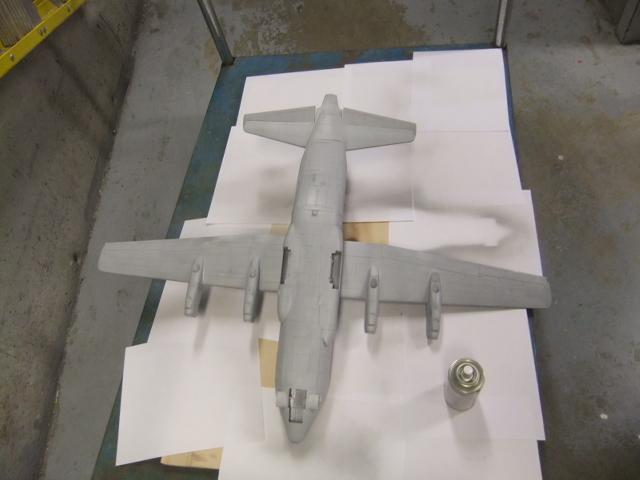 2 x C-130 HERCULE au 1/48ieme ! - Page 9 Dscf9632
