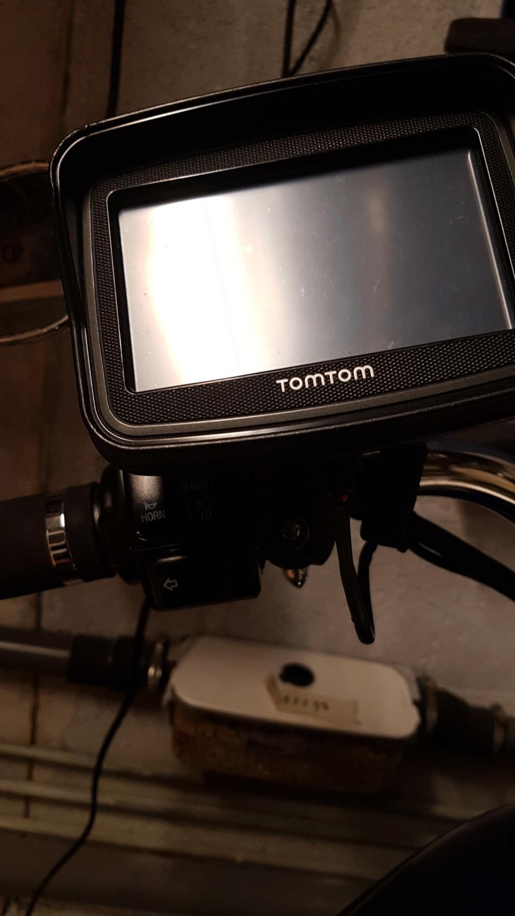 Meilleur position d'un TomTom 550 sur un RK 20181226
