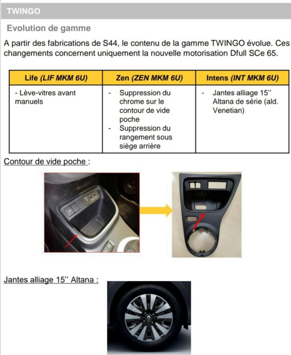 2018 - [Renault] Twingo III restylée - Page 17 Evo_tw10