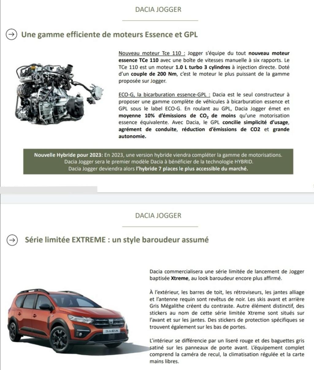 2022 - [Dacia] Jogger - Page 9 Jogger12