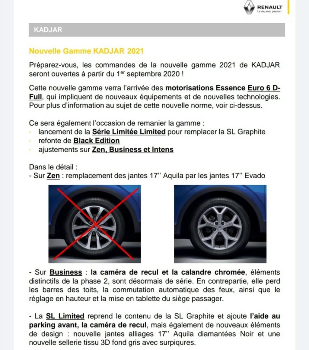 2018 - [Renault] Kadjar restylé  - Page 20 Kadjar14