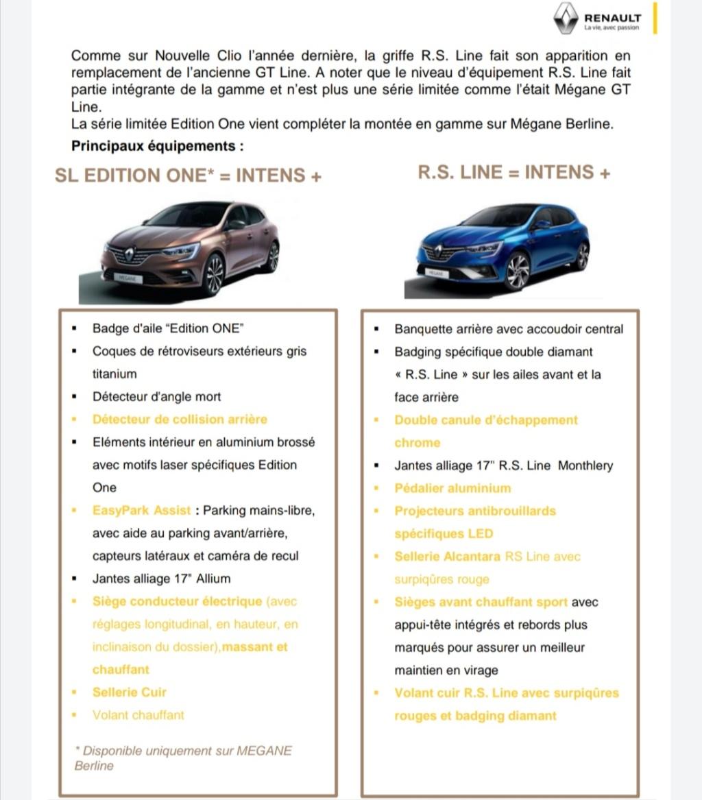 2019 - [Renault] Megane IV restylée  - Page 24 Screen15