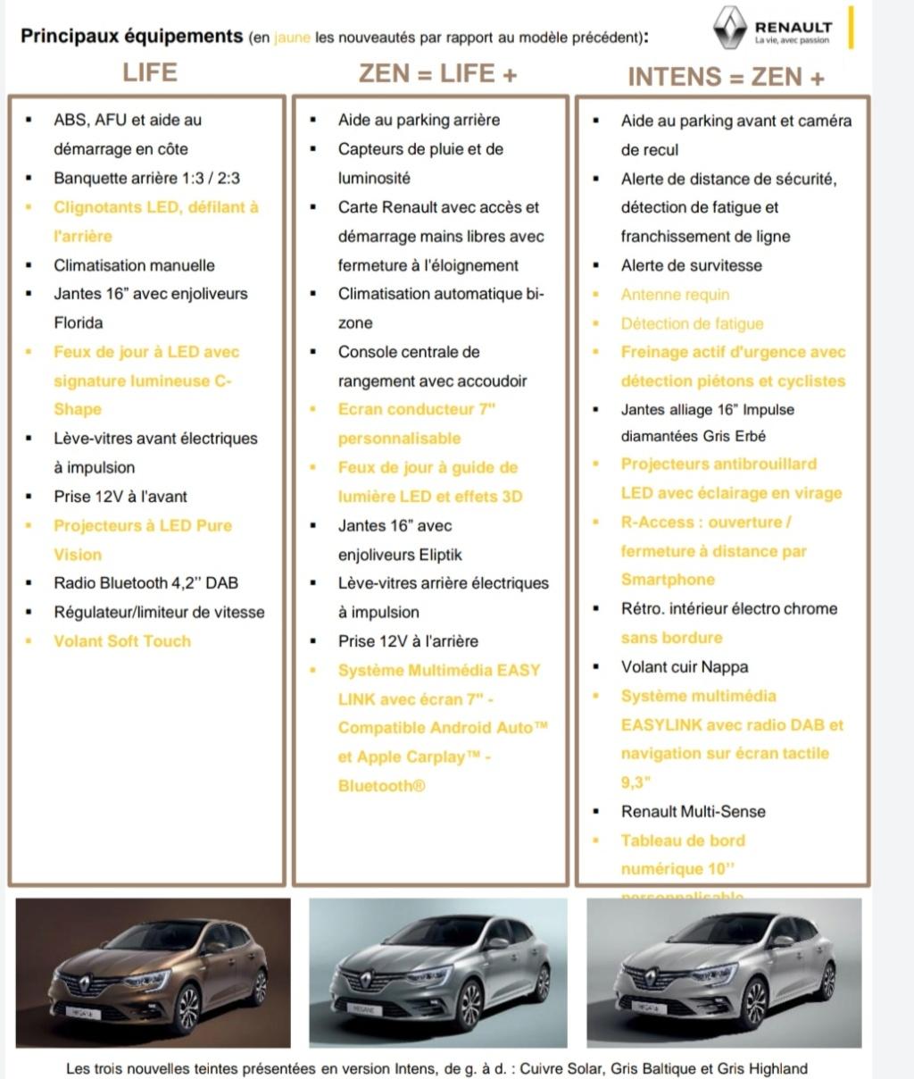 2019 - [Renault] Megane IV restylée  - Page 24 Screen16