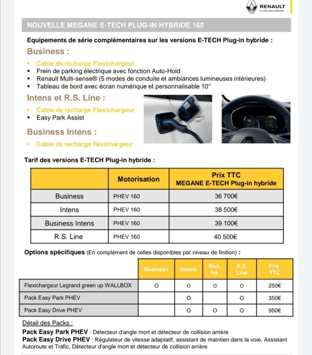2019 - [Renault] Megane IV restylée  - Page 24 Screen20