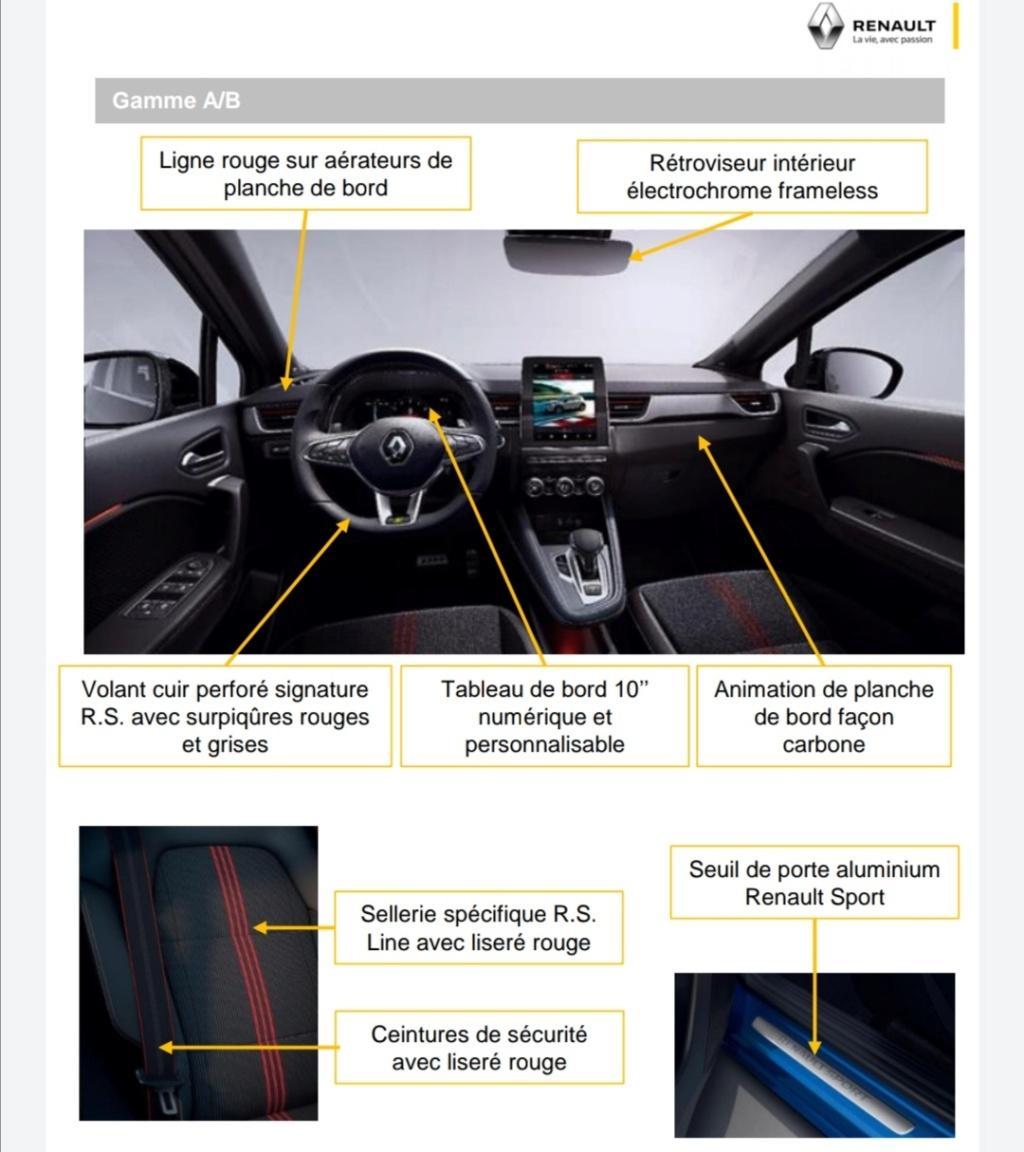 2019 - [Renault]  Captur II [HJB]  - Page 27 Screen47