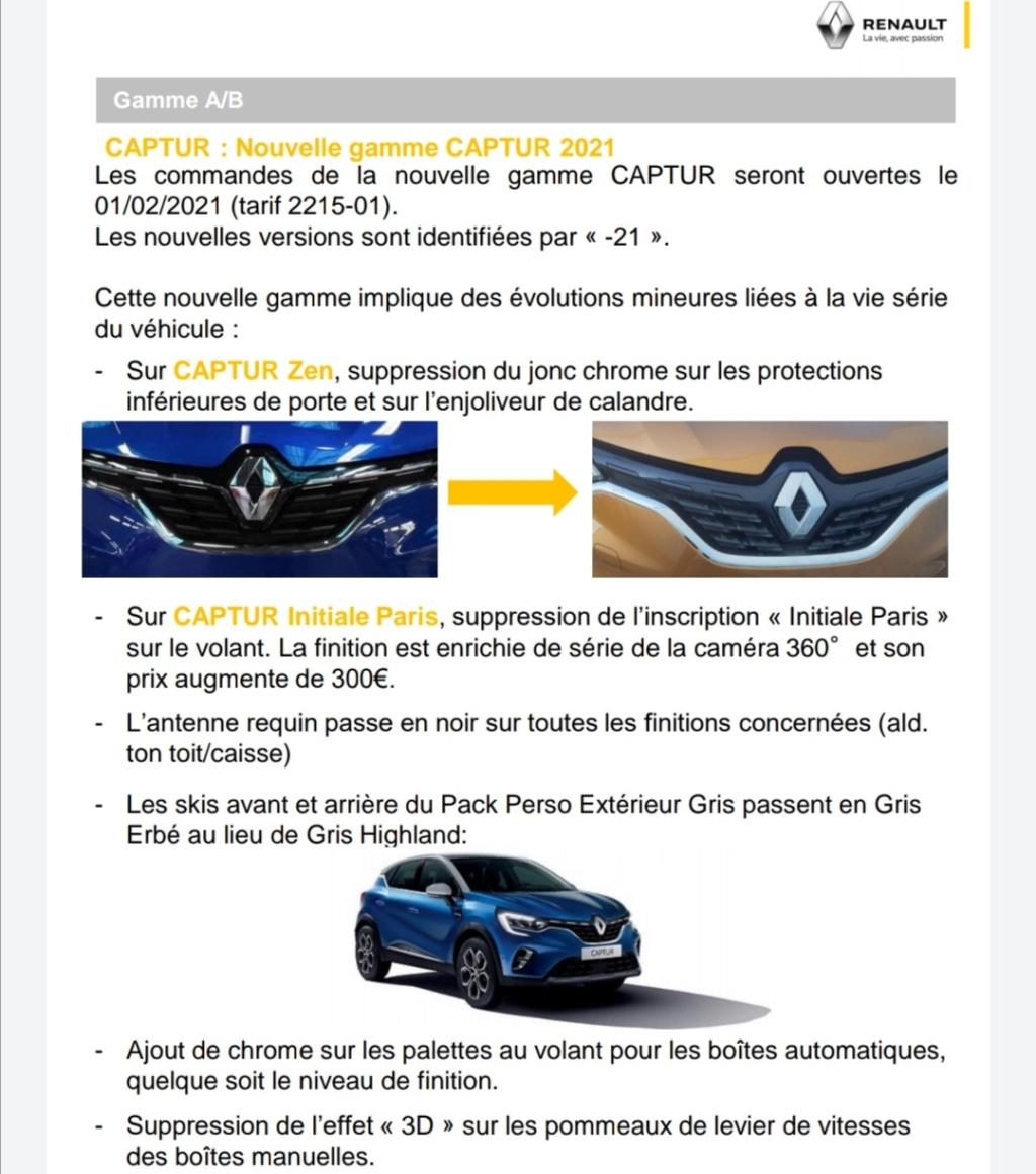 2019 - [Renault]  Captur II [HJB]  - Page 27 Screen48