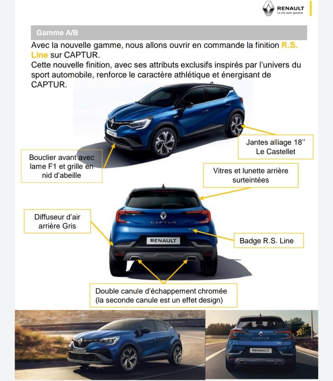 2019 - [Renault]  Captur II [HJB]  - Page 27 Screen49