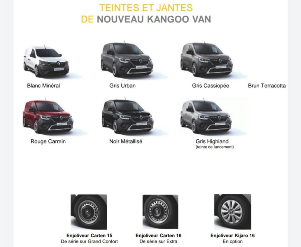 2020 - [Renault] Kangoo III - Page 29 Screen70
