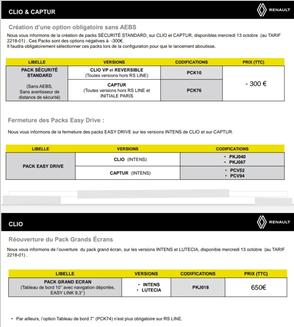 2019 - [Renault] Clio V (BJA) - Page 17 Screen97