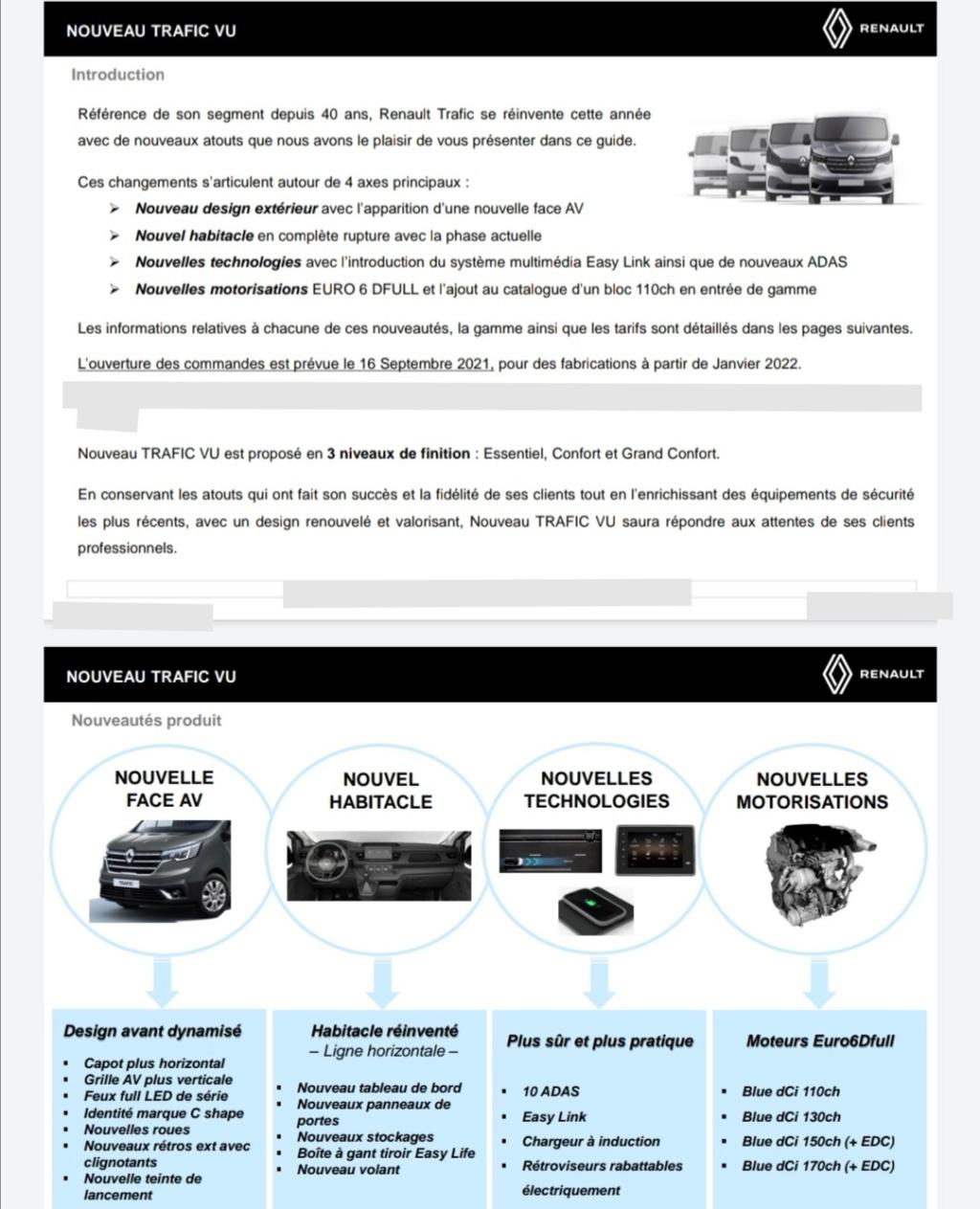 2014 [Renault/Opel/Fiat/Nissan] Trafic/Vivaro/Talento/NV300 - Page 23 Tr710