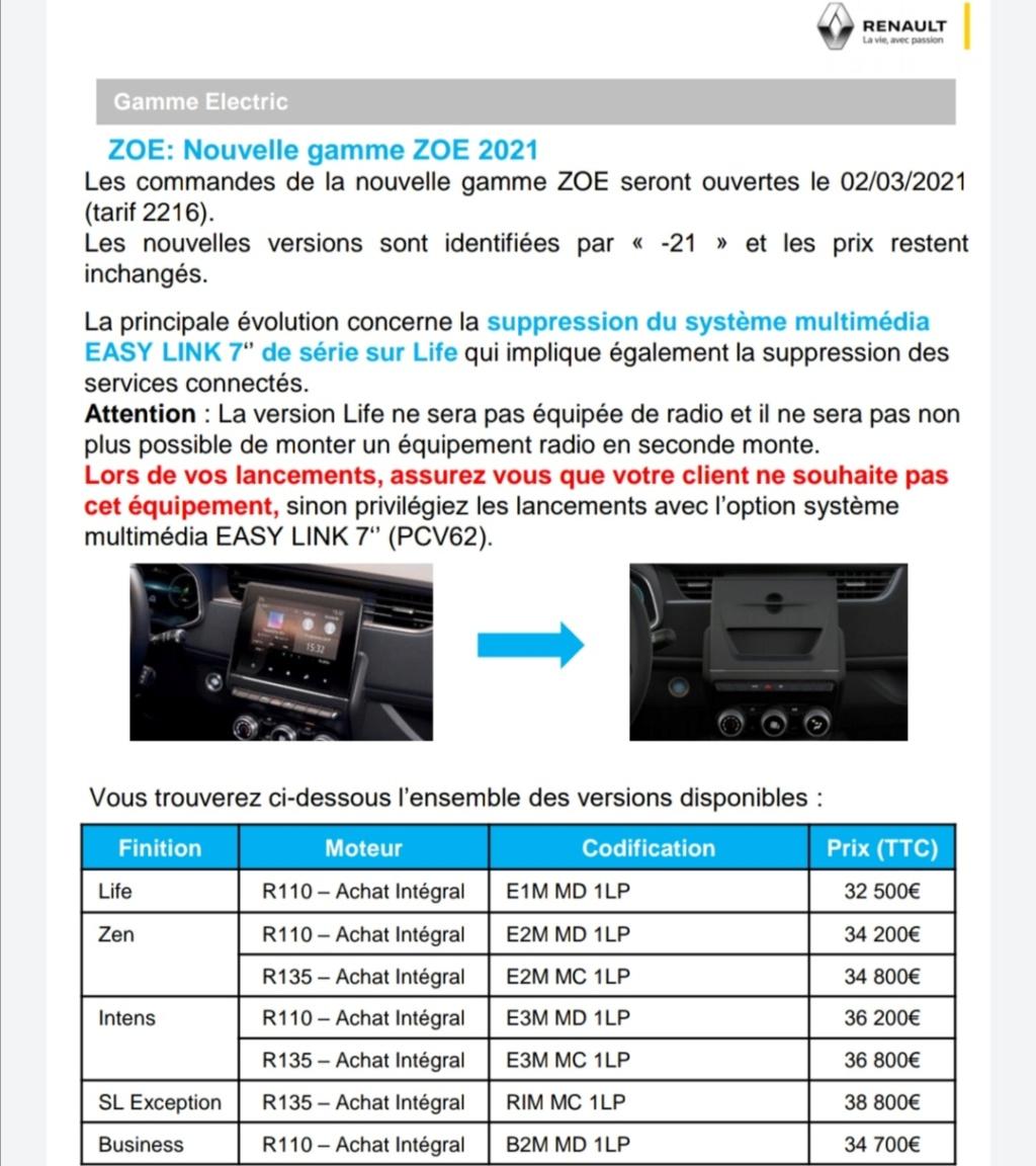 2019 - [Renault] ZOE 2 - Page 24 Zoe110