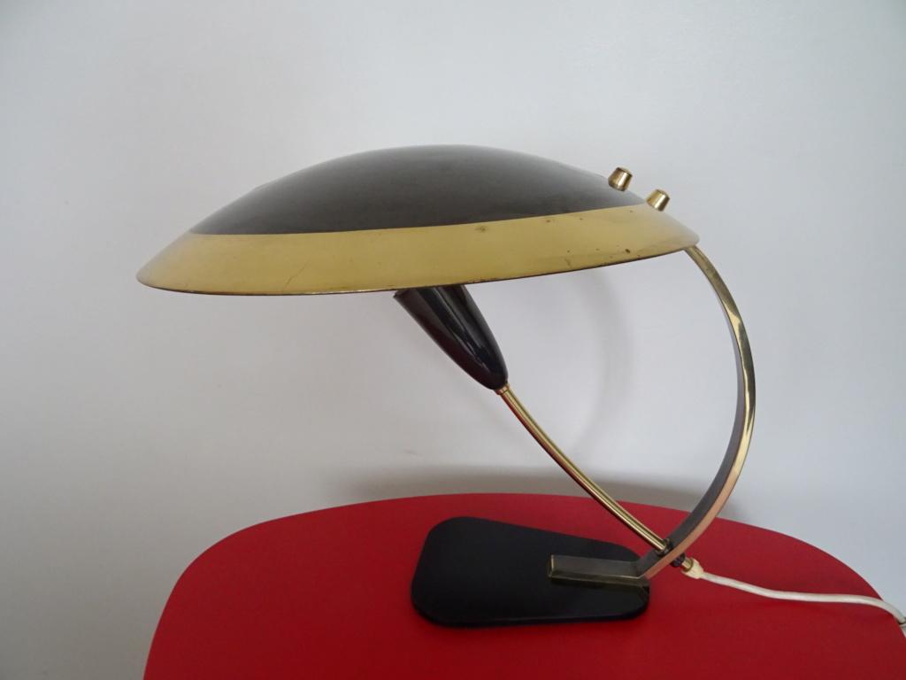 lampe noir et doré Dsc09912