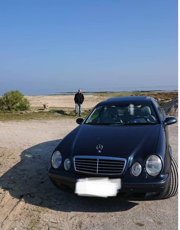 cherche W208 CLK essence optionné 57221310