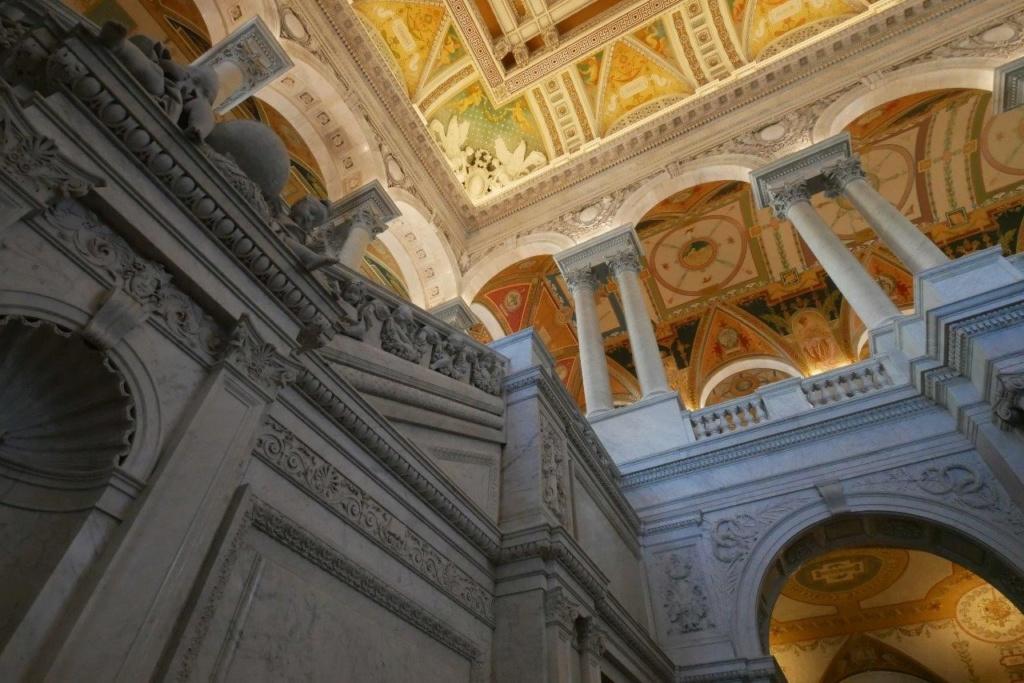 bibliothèque du Capitol Biblio10