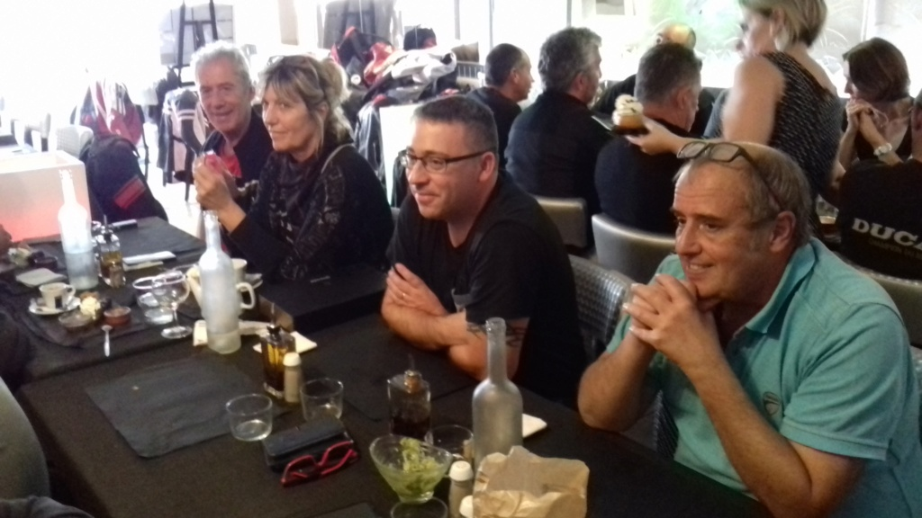 Balade découverte Ducati Club Pays Basque. Dimanche 21 Octobre 2018 20181011