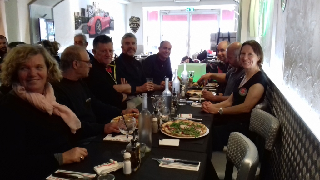 Balade découverte Ducati Club Pays Basque. Dimanche 21 Octobre 2018 20181014