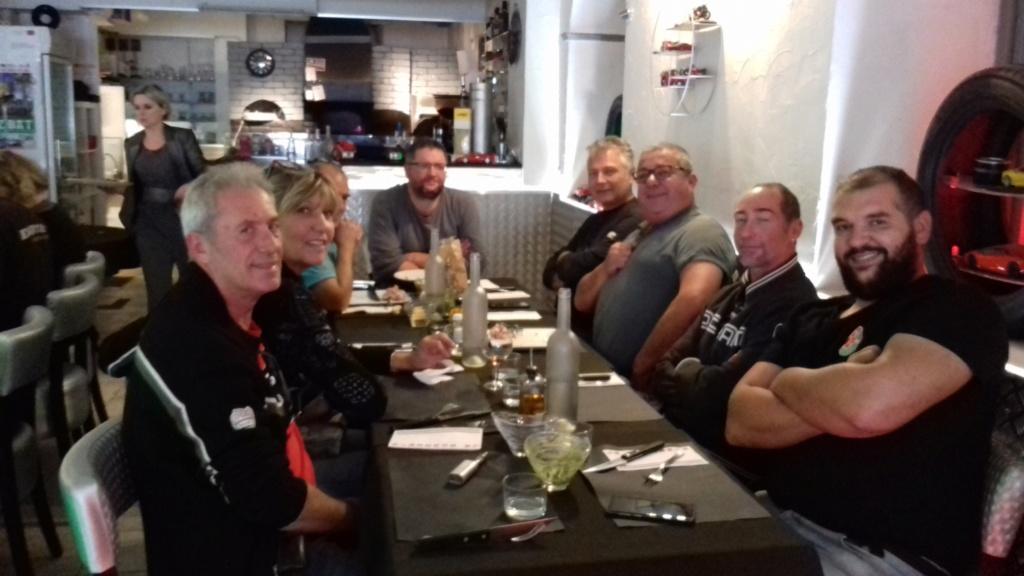 Balade découverte Ducati Club Pays Basque. Dimanche 21 Octobre 2018 20181015
