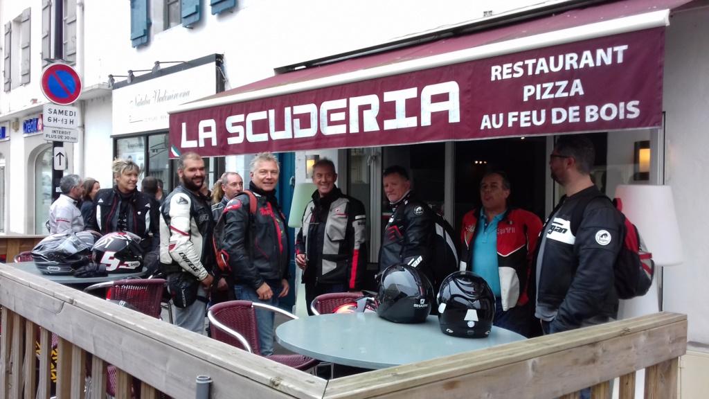 Balade découverte Ducati Club Pays Basque. Dimanche 21 Octobre 2018 - Page 2 20181016