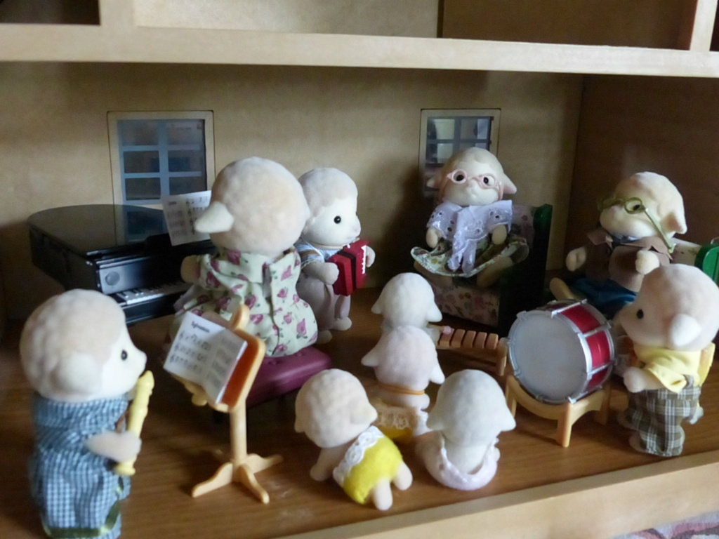 Mes familles sylvanian - Page 7 01511