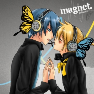 VOCALOID MAGNET DUO VF! Artwor11