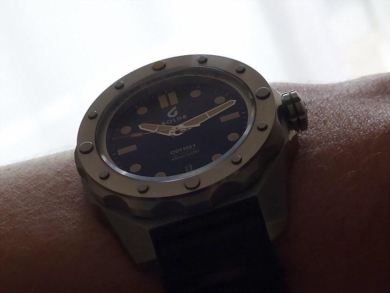 [Mini revue] BOLDR Odyssey Bo1-110