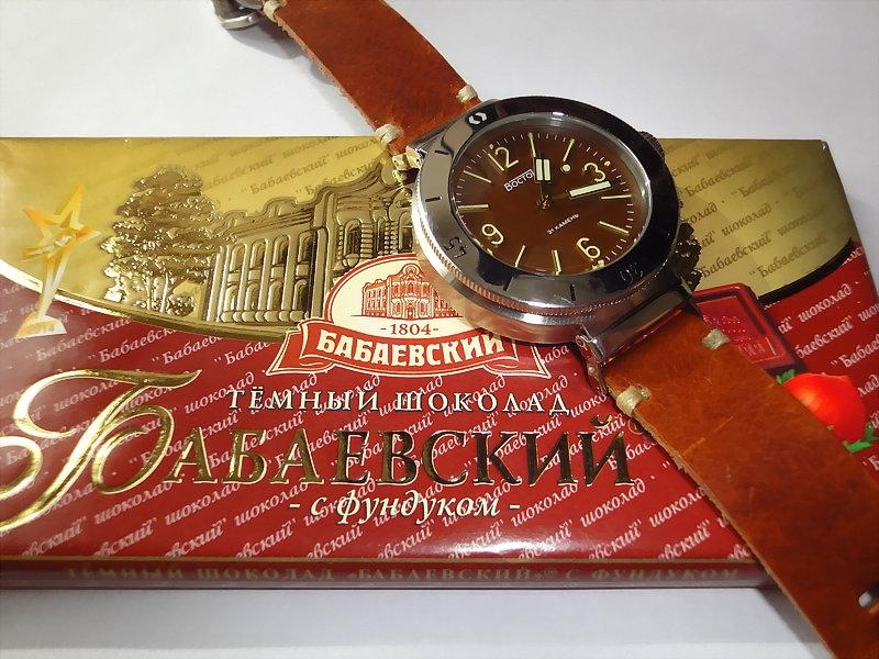 Nos montres avec un objet russe ou soviétique Chocol10
