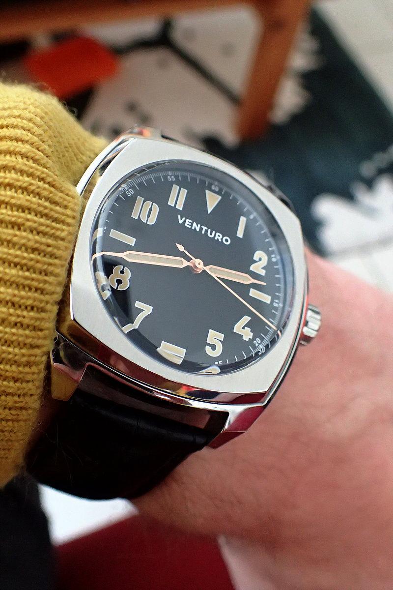 Venturo Field watch II Fop30713