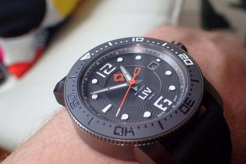 LIV GX Diver 300m Liv00014