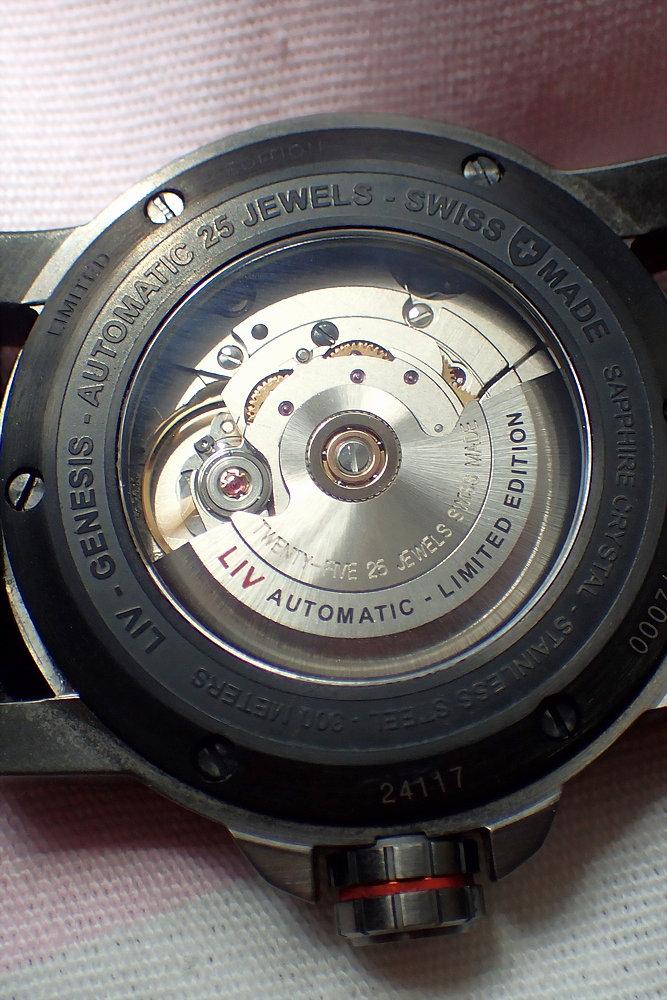 LIV GX Diver 300m Liv00015