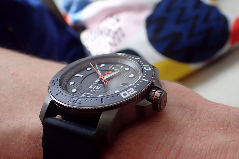 LIV GX Diver 300m Liv00016