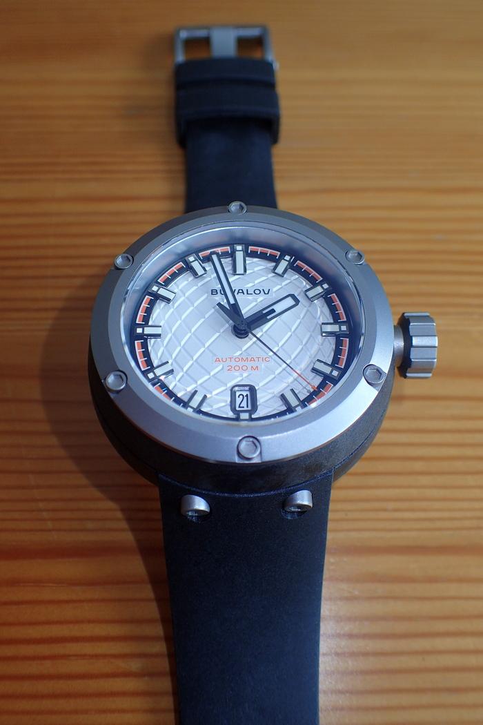 Buyalov RR01 White-Orange Rr-01110