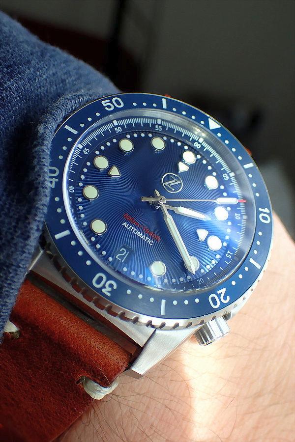 Vos photos de montres non-russes de moins de 1 000 euros - Page 11 Wf-21010